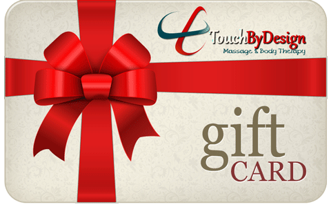 A photo of a gift card