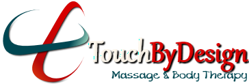 Touch By Design Mobile Massage & Body Therapy Logo